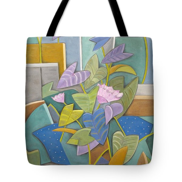 Serendipity Tote Bag by Trish Toro