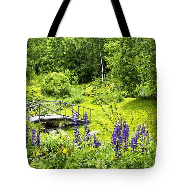 Serene Tote Bag by Betty  Pauwels