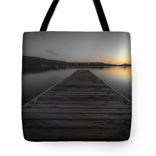 Serene Lake 2 Tote Bag