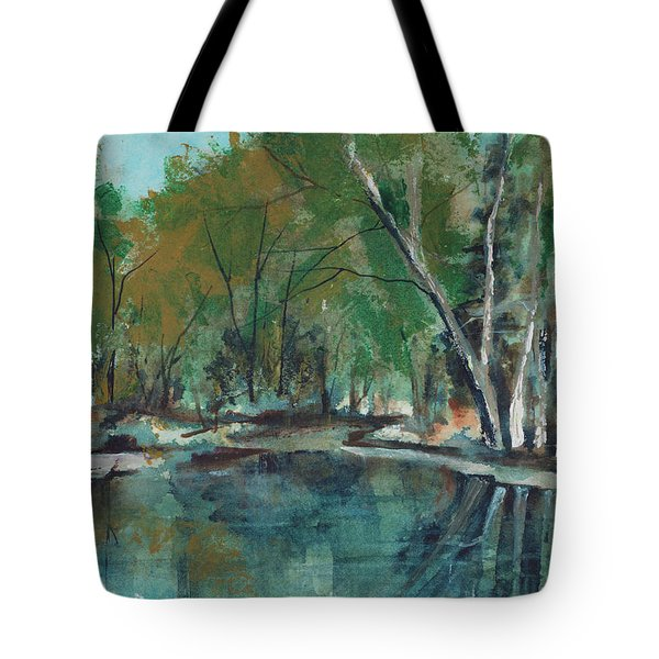 Serene Tote Bag by Lee Beuther