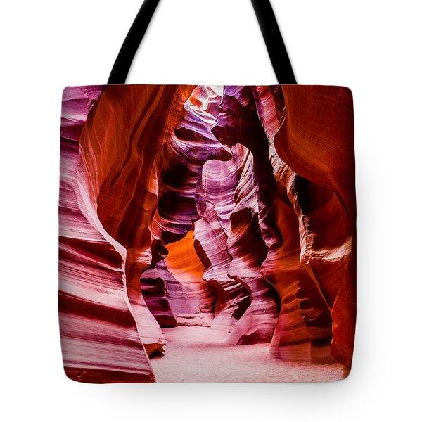 Serene Light Tote Bag