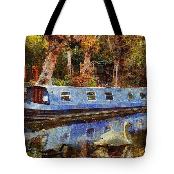 Serene Scene Tote Bag