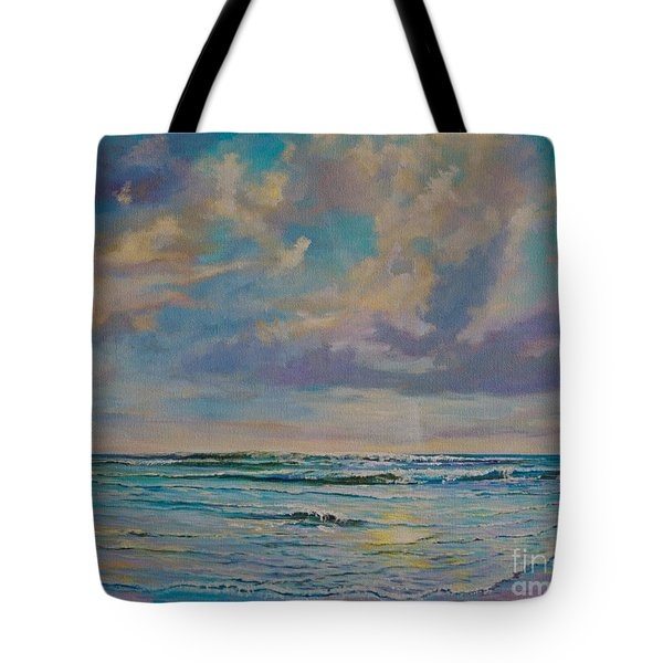 Serene Sea Tote Bag