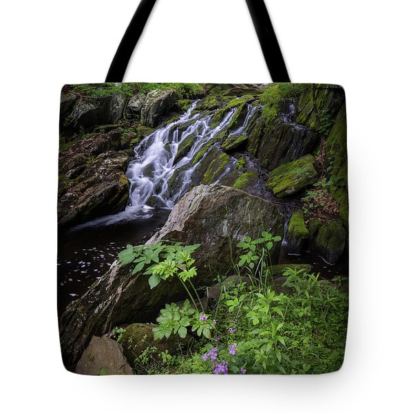 Tote Bag featuring the photograph Serene Solitude by Bill Wakeley