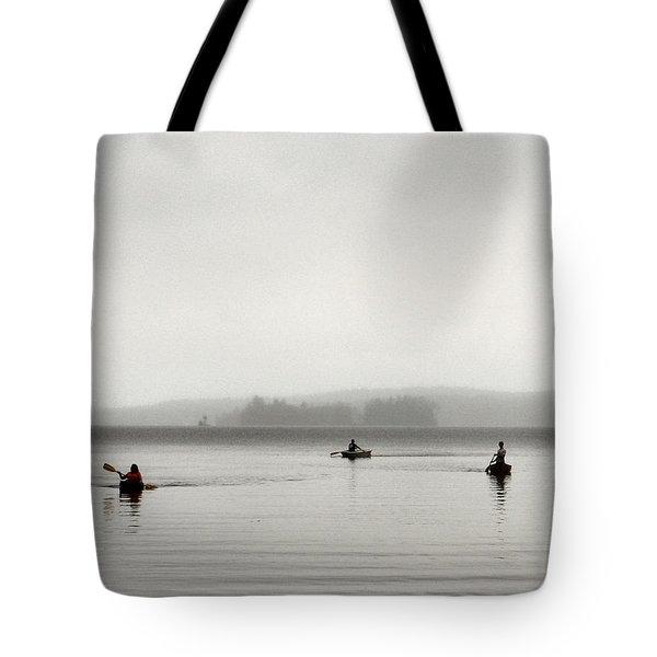 Serenity 3 Tote Bag
