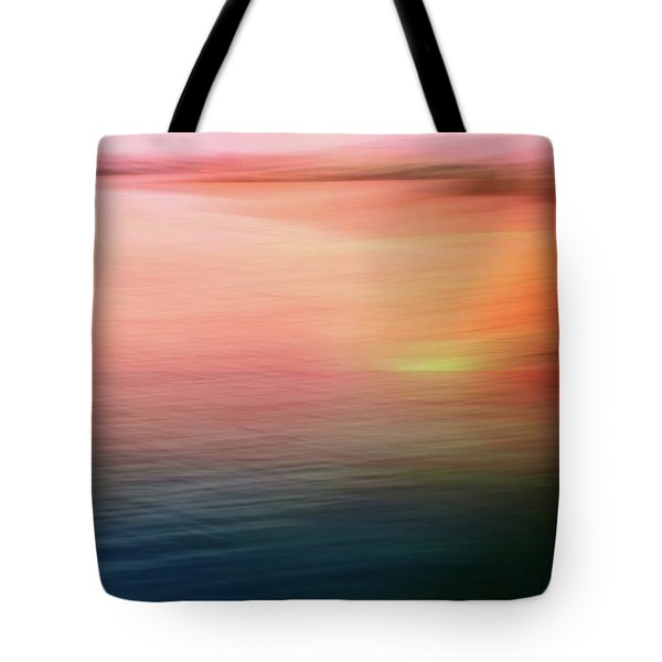 Tote Bag featuring the photograph Serenity by Allen Beilschmidt