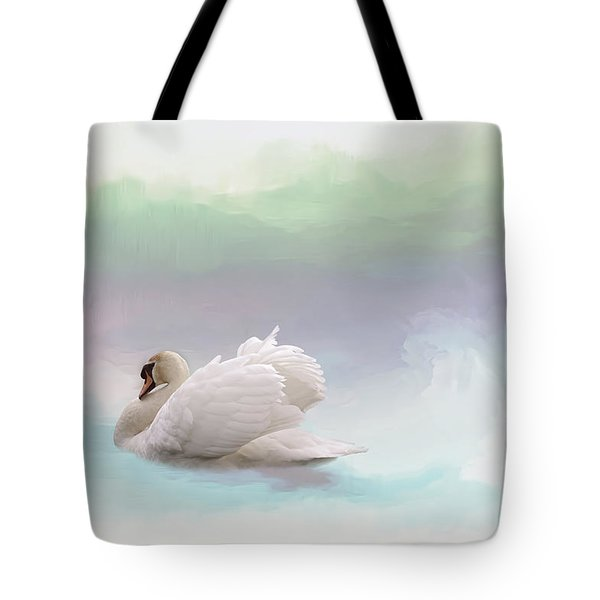 Serenity Tote Bag by Annie Snel