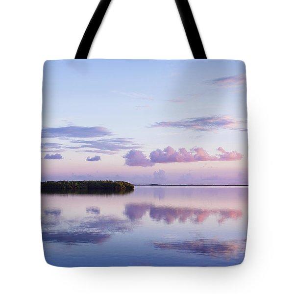 Serenity At Sunrise Tote Bag