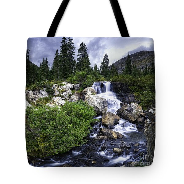 Tote Bag featuring the photograph Serenity by Bitter Buffalo Photography