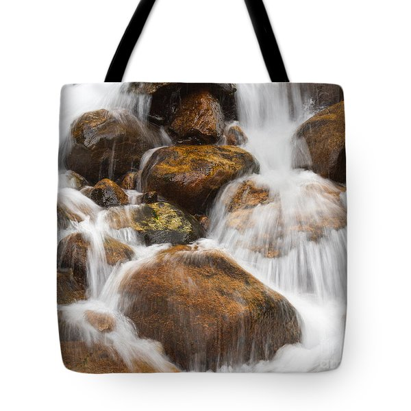 Serenity Central Tote Bag