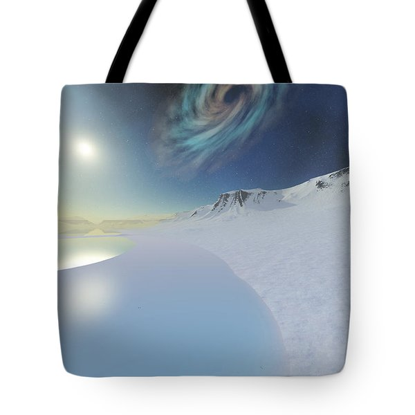Serenity Tote Bag by Corey Ford