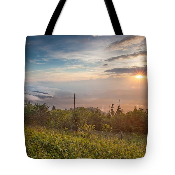 Serenity Tote Bag by Doug McPherson