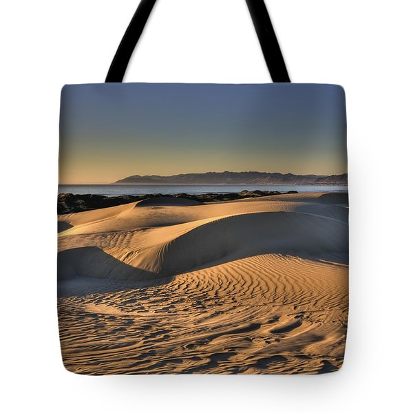 Serenity In The Dunes Tote Bag