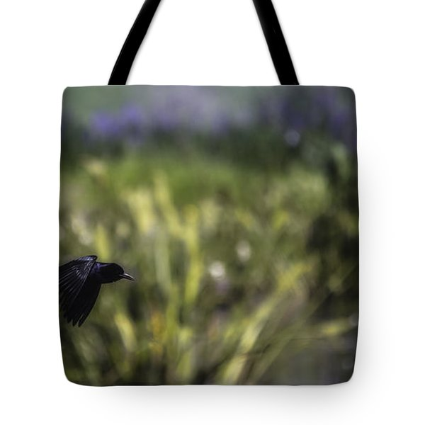 Serenity In The Marshes Tote Bag