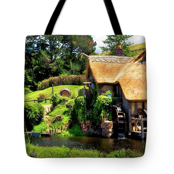 Serenity In The Shire Tote Bag