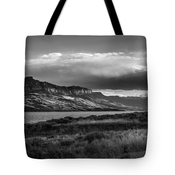 Serenity Tote Bag by Jason Moynihan