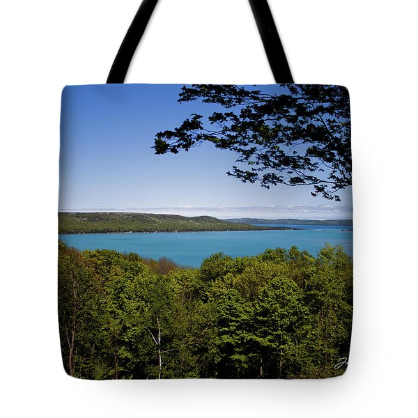 Serenity Tote Bag by Joann Copeland-Paul