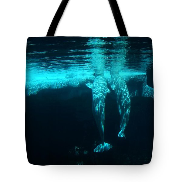 Serenity  Tote Bag by Linda Shafer