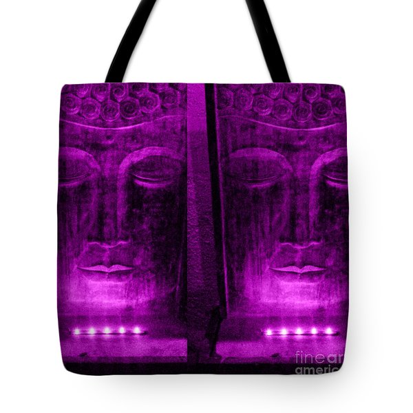 Serenity Tote Bag by Linda Prewer
