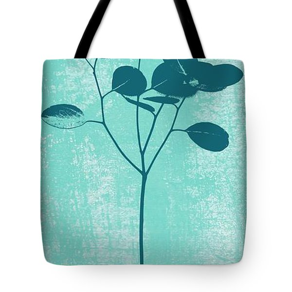 Serenity Tote Bag by Linda Woods