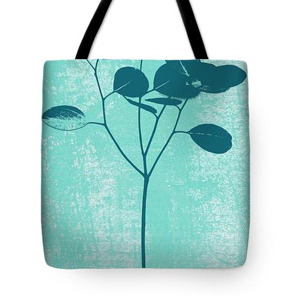 Serenity Tote Bag by Linda Woods