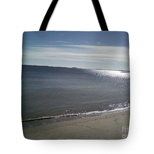 Tote Bag featuring the photograph Serenity  by Lori  Lovetere