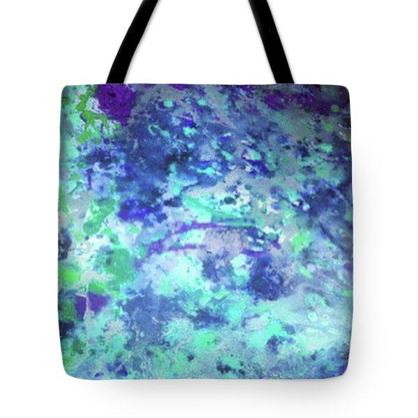 Serenity  Tote Bag by Margalit Romano