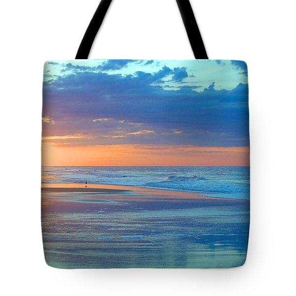 Serenity Tote Bag by  Newwwman