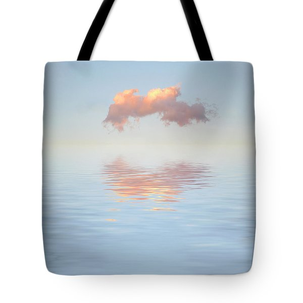 Serenity Now Tote Bag by Jerry McElroy