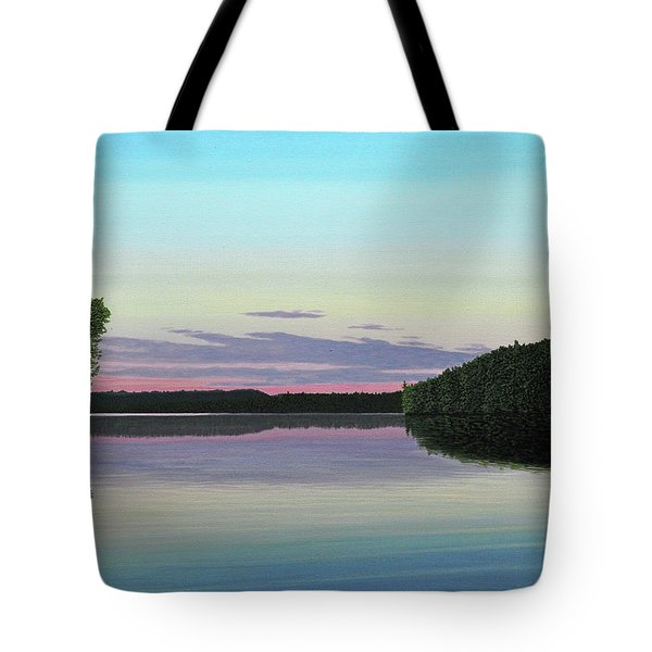 Serenity Skies Tote Bag