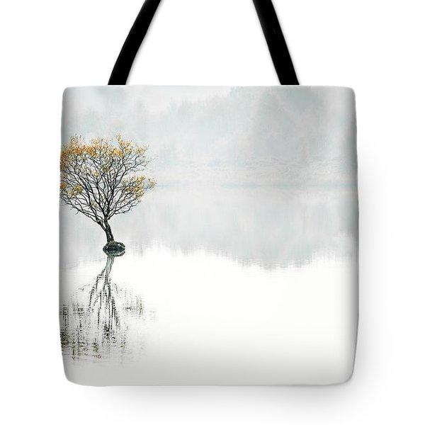 Serenity Song Tote Bag