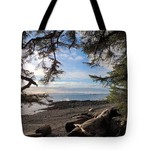 Serenity Surroundings  Tote Bag