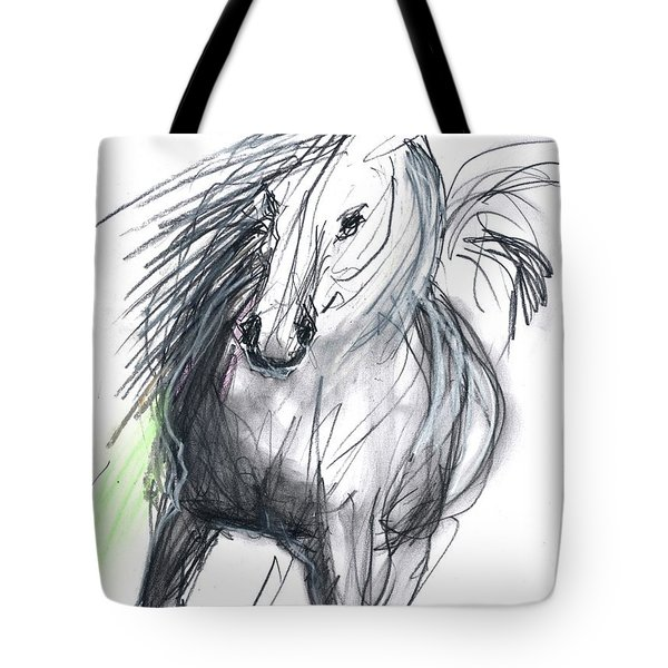Sergei Tote Bag by Carolyn Weltman