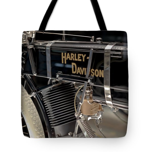 Serial Number One Tote Bag