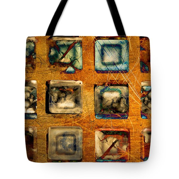 Serial Variation Tote Bag