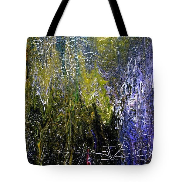 Series 2017 Tote Bag by David Hatton