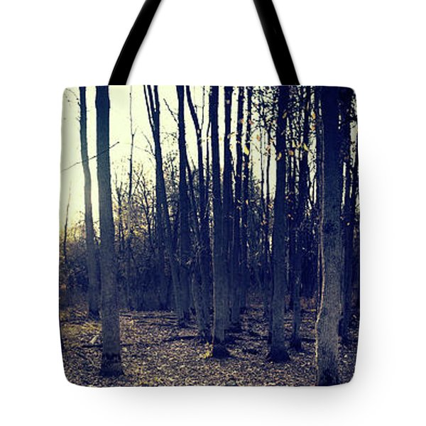 Series Silent Woods 1 Tote Bag