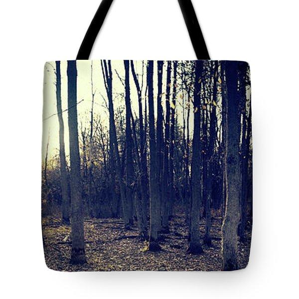 Series Silent Woods 1 Tote Bag