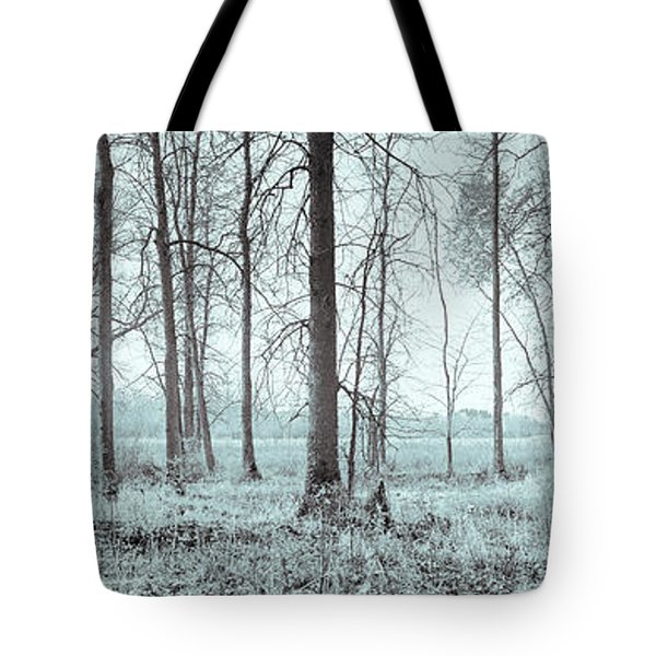Series Silent Woods 2 Tote Bag