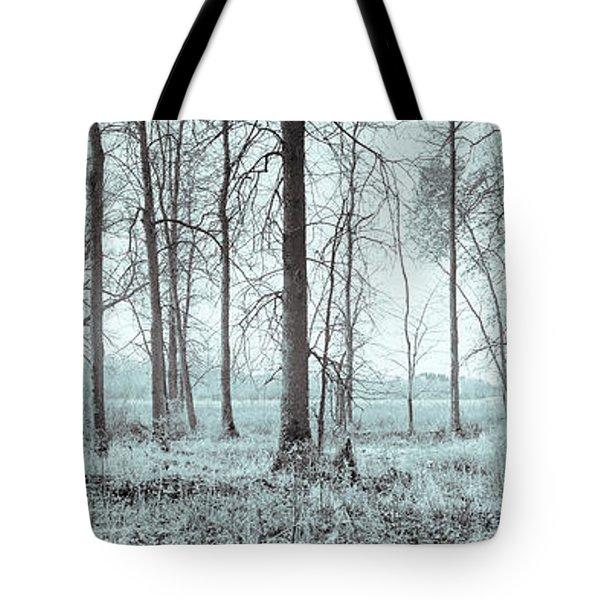 Series Silent Woods 2 Tote Bag