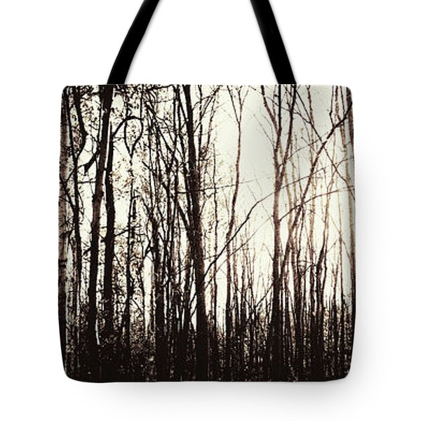 Series Silent Woods 3 Tote Bag