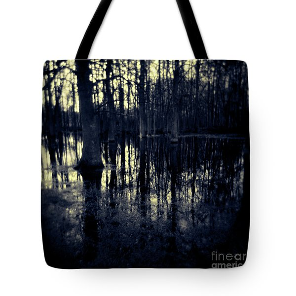 Series Wood And Water 4 Tote Bag