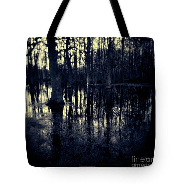 Series Wood And Water 4 Tote Bag