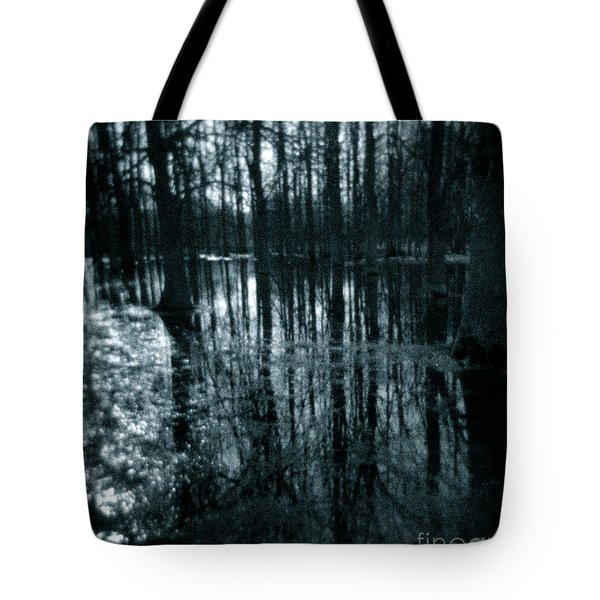 Series Wood And Water 7 Tote Bag