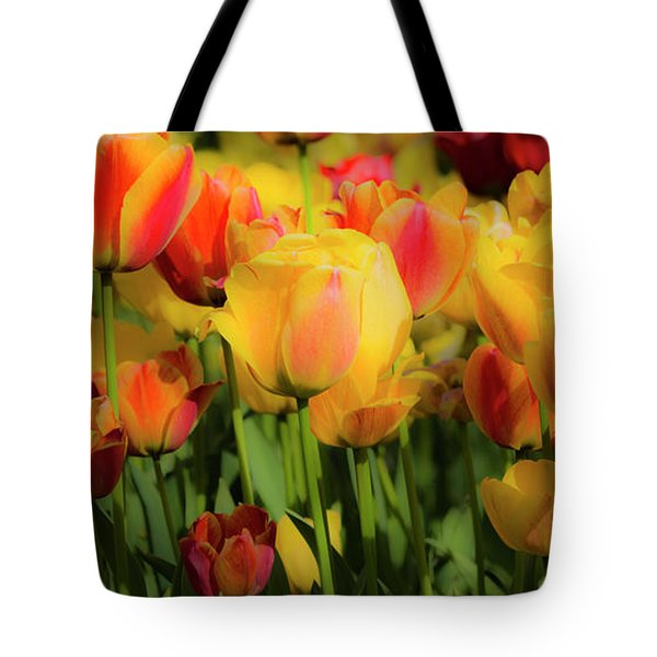 Tote Bag featuring the photograph Seriously Spring by Wendy Wilton