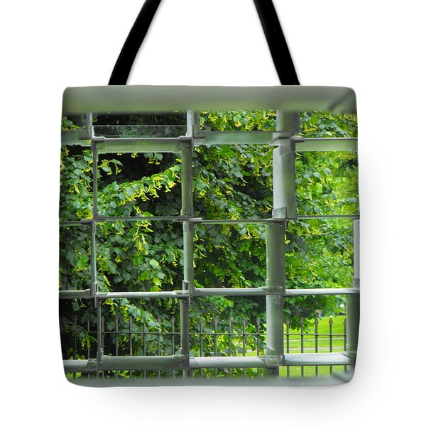 Serpentine Pavilion 03 Tote Bag