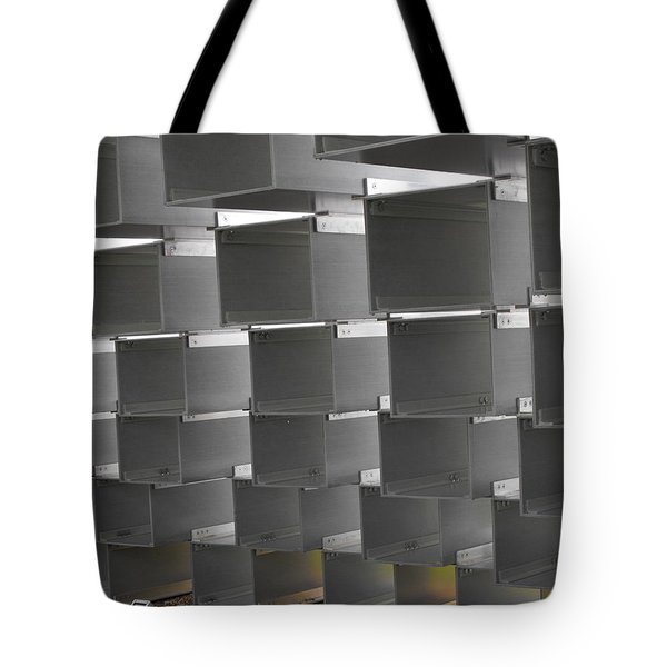 Serpentine Pavilion 12 Tote Bag