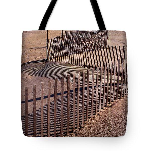 Serpentine Tote Bag by Skip Willits