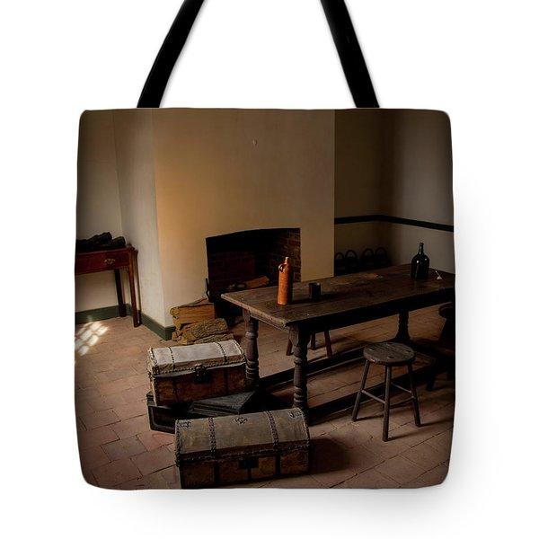 Servant's Hall Tote Bag