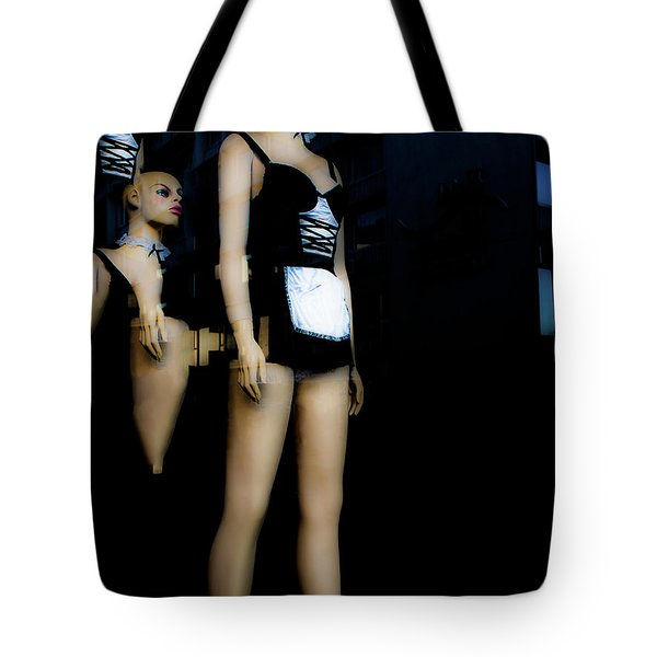 Serveuse Tote Bag